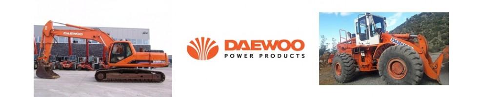 daewoo iş makinası